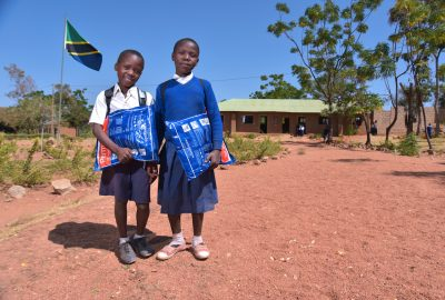 Net Distribution In Mwanza, Tanzania 2016